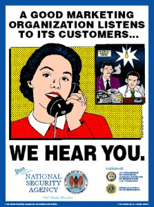 NSA poster