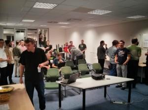 openSUSE 13.1 párty
